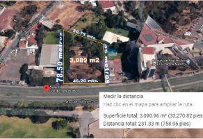Foto de terreno comercial en venta en Bosque de Chapultepec II Sección, Miguel Hidalgo, DF / CDMX, 13746603,  no 01