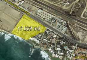 Foto de terreno habitacional en venta en Tijuana, Playas de Rosarito, Baja California, 20347030,  no 01