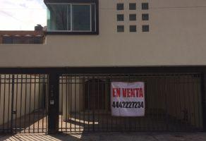 Foto de casa en venta en Loma Dorada, San Luis Potosí, San Luis Potosí, 15749521,  no 01