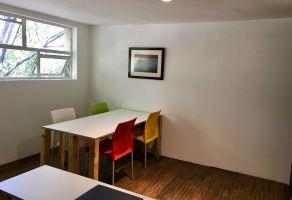 Foto de oficina en renta en Roma Norte, Cuauhtémoc, DF / CDMX, 16174265,  no 01
