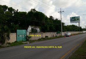 Foto de terreno comercial en venta en Alfredo V Bonfil, Benito Juárez, Quintana Roo, 15306104,  no 01