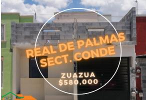 Foto de casa en venta en Real de Palmas, General Zuazua, Nuevo León, 21419917,  no 01