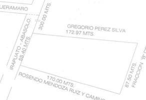 Foto de terreno habitacional en venta en  , abasolo centro, abasolo, guanajuato, 12526692 No. 01