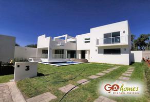 Foto de casa en venta en abasolo , la magdalena, tequisquiapan, querétaro, 14673657 No. 01