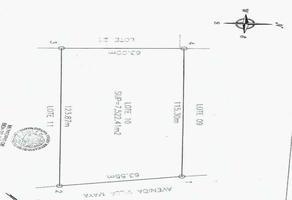 Foto de terreno habitacional en venta en  , abc, benito juárez, quintana roo, 18393951 No. 01