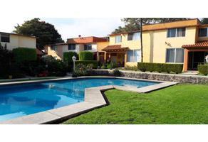 Foto de casa en condominio en venta en  , acapatzingo, cuernavaca, morelos, 18103354 No. 01
