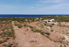 Foto de terreno habitacional en venta en acceso a la capilla , buenavista, los cabos, baja california sur, 0 No. 01