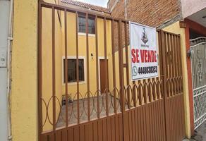 Foto de casa en renta en acerina 1018, valle dorado, san luis potosí, san luis potosí, 0 No. 01