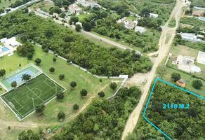 Foto de terreno habitacional en venta en acueducto 1. , el barrial, santiago, nuevo león, 14360561 No. 01