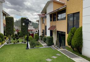 Foto de casa en venta en acueducto de los remedios , vista del valle sección electricistas, naucalpan de juárez, méxico, 0 No. 01
