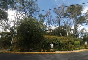 Foto de terreno habitacional en venta en acueducto querétaro 100, vista del valle sección electricistas, naucalpan de juárez, méxico, 0 No. 01
