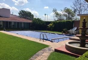 Foto de casa en venta en acueducto , valle del sol, cuautla, morelos, 0 No. 01