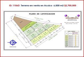 Foto de terreno comercial en venta en aculco , aculco de espinoza, aculco, méxico, 0 No. 01
