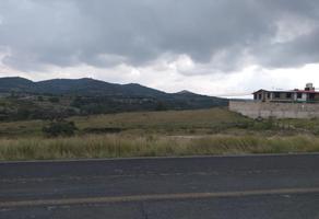 Foto de terreno habitacional en venta en aculco - la desviación sin número, san jerónimo, aculco, méxico, 12075260 No. 01