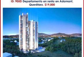 Foto de departamento en renta en adamant 11, residencial el refugio, querétaro, querétaro, 0 No. 01