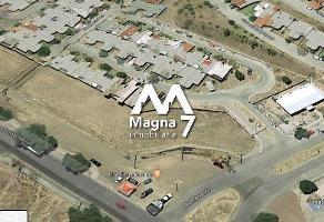 Foto de terreno comercial en venta en adolf horn , arvento, tlajomulco de zúñiga, jalisco, 13861565 No. 01