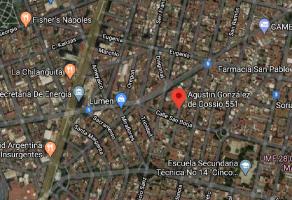 Foto de terreno habitacional en venta en Del Valle Centro, Benito Juárez, DF / CDMX, 14440200,  no 01
