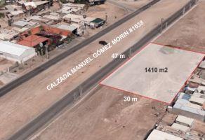 Foto de terreno comercial en venta en Ampliación Xichicalli, Mexicali, Baja California, 21698889,  no 01