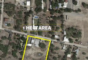 Foto de terreno comercial en venta en La Arena, Pesquería, Nuevo León, 19068282,  no 01