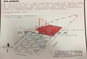 Foto de terreno habitacional en venta en  , aeropuerto, chihuahua, chihuahua, 17920317 No. 01