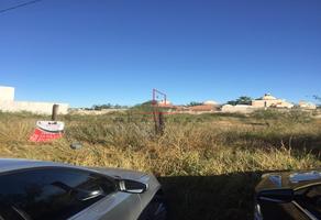 Foto de terreno habitacional en venta en  , aeropuerto, chihuahua, chihuahua, 18346333 No. 01