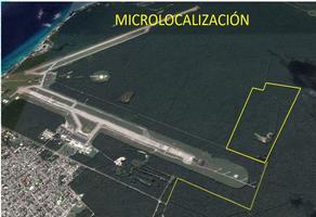 Foto de terreno habitacional en venta en aeropuerto , cozumel centro, cozumel, quintana roo, 17586666 No. 01
