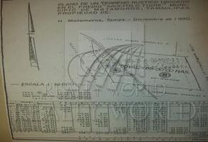 Foto de terreno habitacional en venta en  , aeropuerto, matamoros, tamaulipas, 17331044 No. 01