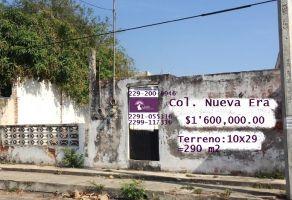 Foto de terreno habitacional en venta en Nueva Era, Boca del Río, Veracruz de Ignacio de la Llave, 20814643,  no 01