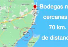 Foto de terreno industrial en venta en Playa del Carmen, Solidaridad, Quintana Roo, 12892513,  no 01