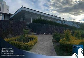 Foto de terreno habitacional en venta en agave , fraccionamiento piamonte, el marqués, querétaro, 18358036 No. 01