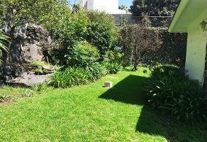 Foto de casa en renta en agua 290, jardines del pedregal, álvaro obregón, df / cdmx, 0 No. 01