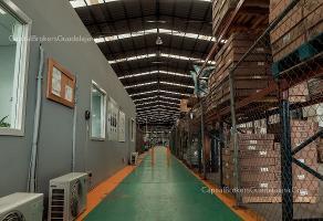 Foto de nave industrial en venta en  , agua blanca industrial, zapopan, jalisco, 8182892 No. 01