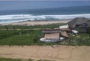 Foto de terreno habitacional en venta en  , agua blanca, santa maría tonameca, oaxaca, 0 No. 01