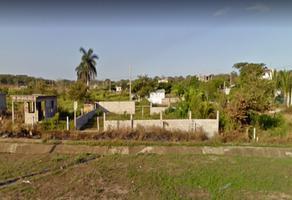 Foto de terreno habitacional en venta en agua dulce , lindavista, pueblo viejo, veracruz de ignacio de la llave, 6295883 No. 01