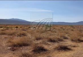 Foto de terreno habitacional en venta en  , agua nueva, saltillo, coahuila de zaragoza, 9001876 No. 01