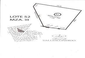 Foto de terreno habitacional en venta en aguila real , club de golf valle escondido, atizapán de zaragoza, méxico, 14254098 No. 01