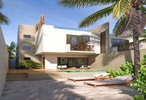 Foto de casa en venta en aguilar castellano 97330, chicxulub puerto, progreso, yucatán, 19008052 No. 01