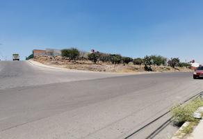 Foto de terreno habitacional en venta en agustin gonzalez medina , eduardo loarca, querétaro, querétaro, 17930538 No. 01
