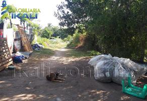 Foto de terreno habitacional en venta en agustin melagr , azteca, tuxpan, veracruz de ignacio de la llave, 5935434 No. 01