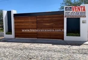Foto de casa en venta en agustin melgar , la magdalena, tequisquiapan, querétaro, 21740986 No. 01