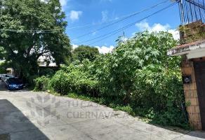 Foto de terreno habitacional en venta en  , ahuatepec, cuernavaca, morelos, 11895709 No. 01