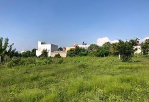 Foto de terreno habitacional en venta en  , ahuatepec, cuernavaca, morelos, 16881189 No. 01
