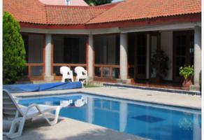 Foto de casa en venta en  , ahuatepec, cuernavaca, morelos, 17612015 No. 01