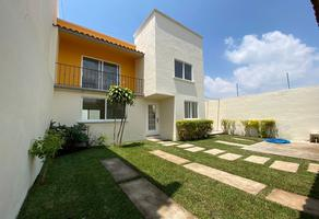 Foto de casa en venta en  , ahuatepec, cuernavaca, morelos, 18655093 No. 01