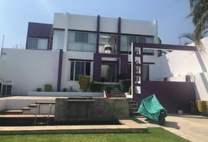 Foto de casa en venta en  , ahuatepec, cuernavaca, morelos, 0 No. 01