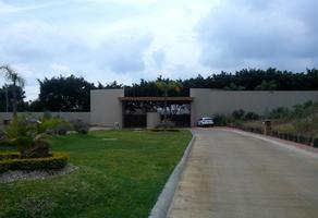 Foto de terreno habitacional en venta en ahuatlan 100, lomas de ahuatlán, cuernavaca, morelos, 0 No. 01