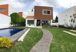 Foto de casa en venta en ahuatlan 200, real de tetela, cuernavaca, morelos, 6488069 No. 01