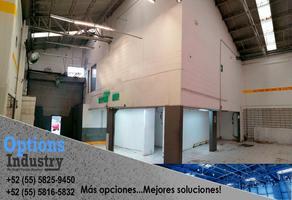 Foto de nave industrial en renta en  , ahuehuetes anahuac, miguel hidalgo, df / cdmx, 13929097 No. 01