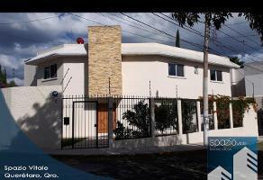 Foto de casa en venta en ahuehuetes , la purísima, querétaro, querétaro, 13987045 No. 01