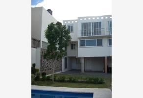Foto de casa en renta en ahuehuetitla 202, lomas de cortes, cuernavaca, morelos, 0 No. 01